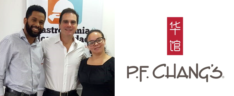 Rede P.F. Chang's é o novo associado do SinHoRes Osasco – Alphaville e Região