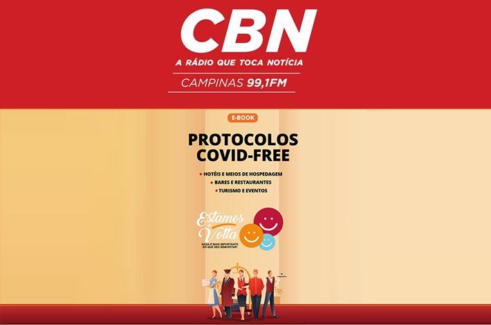 SinHoRes na Mídia: Presidente Edson Pinto concede entrevista à CBN Campinas