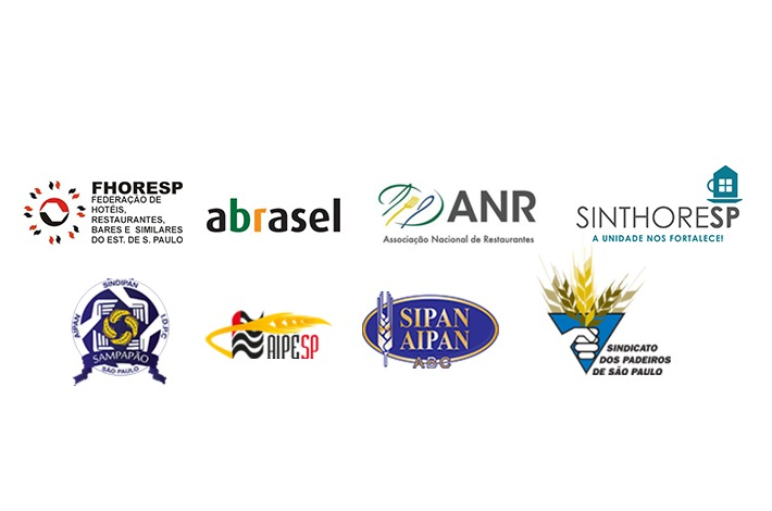 Presidente Edson Pinto entrega protocolos sanitários e propostas de reabertura ao Governo de São Paulo