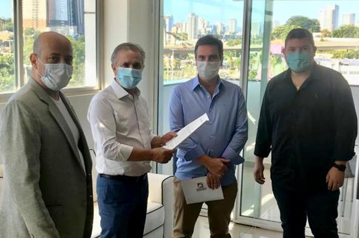 ALIANÇA Empresarial quer comprar Vacinas da COVID-19