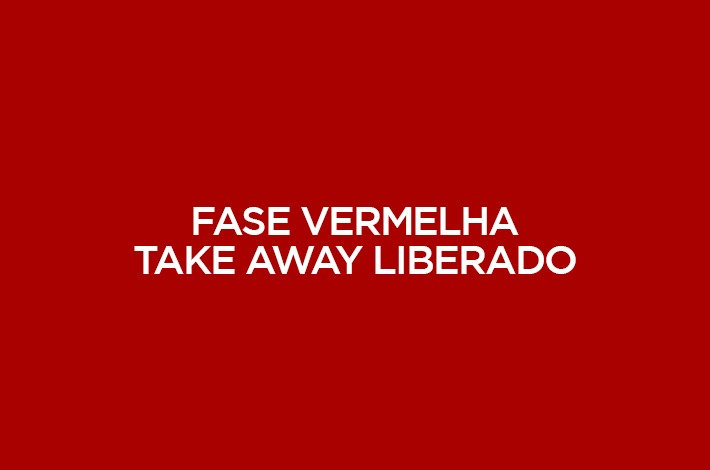 Com volta da Fase Vermelha, Governo de SP autoriza take away