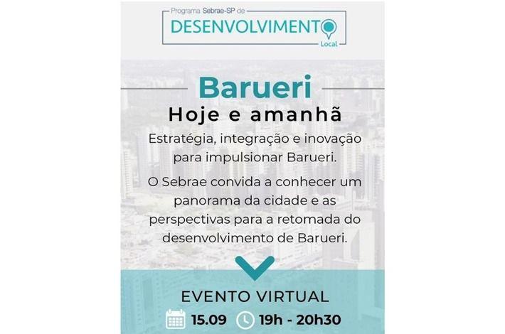 Presidente do SinHoRes colabora com projeto que traça estratégia para o futuro de Barueri