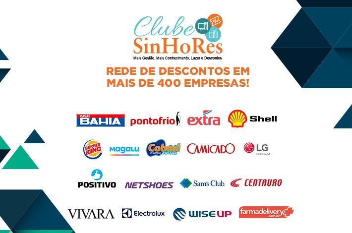 Associados do SinHoRes contam com descontos especiais em mais de 400 lojas