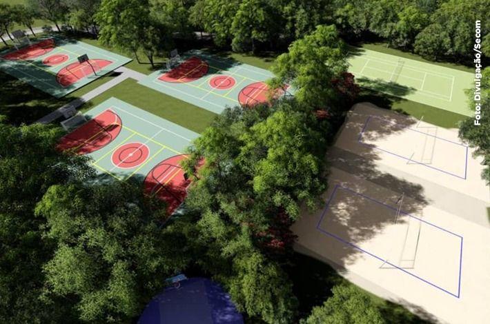Barueri ganhará maior espaço de lazer e esporte da região oeste da Grande São Paulo