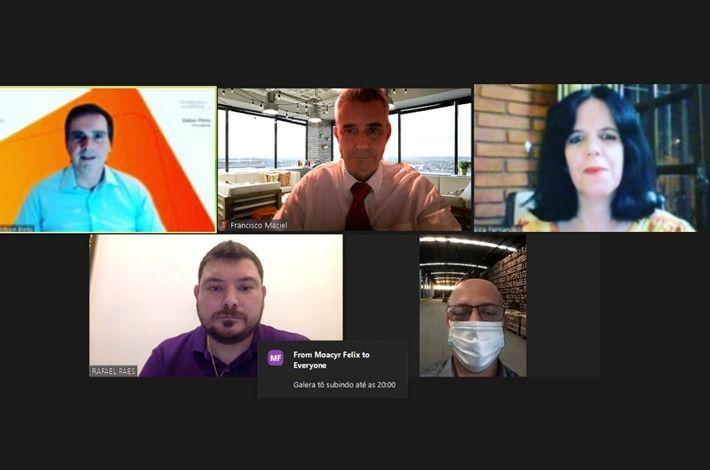 Em reunião, ALIANÇA Empresarial e Cioeste discutem parcerias