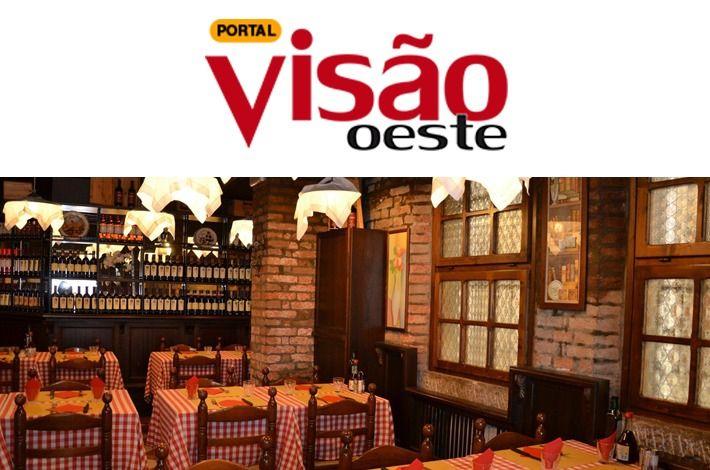 SinHoRes na Mídia: portal Visão Oeste repercute envio de ofício ao governador de SP que solicita reabertura gradual de bares e restaurantes